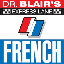 Dr. Blair's Express Lane: French
