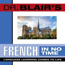Dr. Blair's French in No Time cover image
