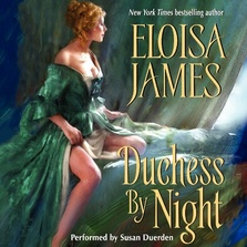 Duchess By Night cover image