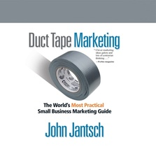 Duct Tape Marketing (Revised and Updated) cover image