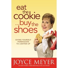 Eat the Cookie...Buy the Shoes cover image