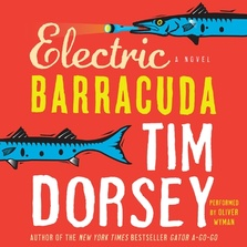 Electric Barracuda cover image