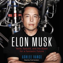 Elon Musk cover image