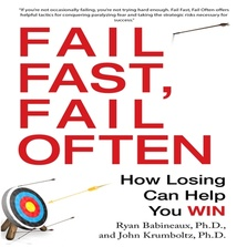 Fail Fast, Fail Often cover image