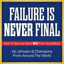 Failure is Never Final cover image