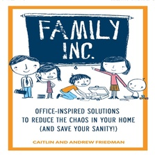 Family, Inc. cover image