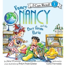 Fancy Nancy and the Boy from Paris cover image