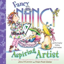 Fancy Nancy: Aspiring Artist cover image