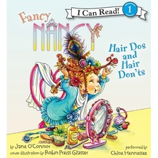 Fancy Nancy: Hair Dos and Hair Don'ts cover image