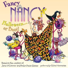 Fancy Nancy: Halloween... or Bust! cover image