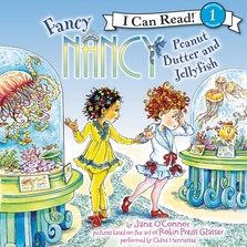 Fancy Nancy: Peanut Butter and Jellyfish cover image