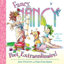 Fancy Nancy: Poet Extraordinaire! cover image