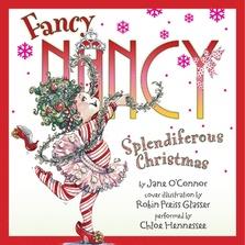 Fancy Nancy: Splendiferous Christmas cover image