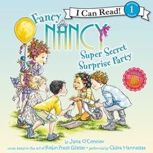 Fancy Nancy: Super Secret Surprise Party cover image