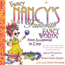 Fancy Nancy's Favorite Fancy Words cover image