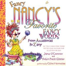 Fancy Nancy's Favorite Fancy Words cover image