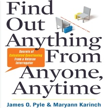 Find Out Anything from Anyone, Anytime cover image