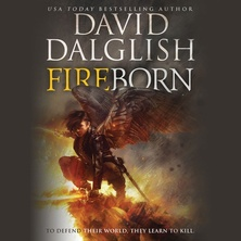 Fireborn cover image