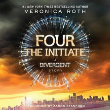 Four: The Initiate: A Divergent Story cover image