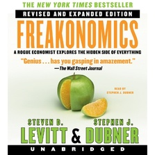 Freakonomics Rev Ed cover image