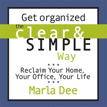 Get Organized the Clear & Simple Way cover image