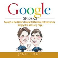 Google Speaks cover image