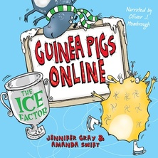 Guinea Pigs Online: The Ice Factor cover image