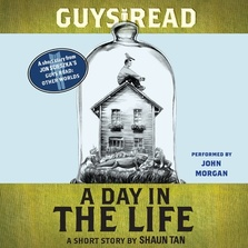 Guys Read: A Day In the Life cover image