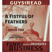 Guys Read: A Fistful of Feathers cover image