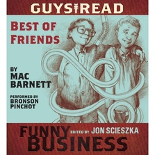 Guys Read: Best of Friends cover image