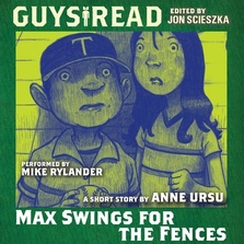 Guys Read: Max Swings For the Fences cover image