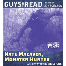 Guys Read: Nate Macavoy, Monster Hunter cover image