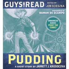 Guys Read: Pudding cover image