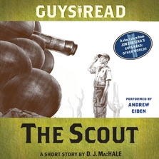 Guys Read: The Scout cover image