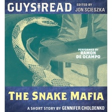 Guys Read: The Snake Mafia cover image