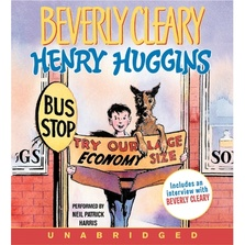 Henry Huggins cover image