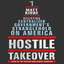 Hostile Takeover cover image