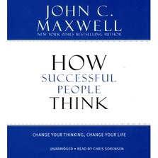 How Successful People Think cover image