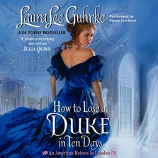 How to Lose a Duke in Ten Days cover image