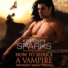 How to Seduce a Vampire (Without Really Trying) cover image