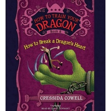 How to Train Your Dragon: How to Break a Dragon's Heart cover image