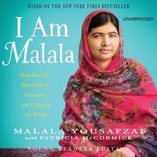 I Am Malala cover image