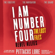 I Am Number Four: The Lost Files: Rebel Allies cover image