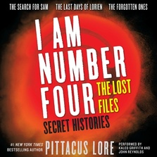 I Am Number Four: The Lost Files: Secret Histories cover image