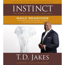 INSTINCT Daily Readings cover image