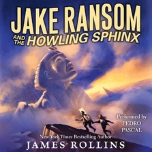 Jake Ransom and the Howling Sphinx cover image
