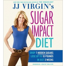 JJ Virgin's Sugar Impact Diet cover image