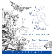 Joyful Noise and I Am Phoenix cover image