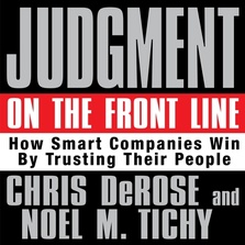 Judgment on the Front Line cover image