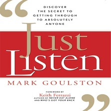 Just Listen cover image